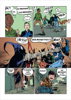 Extrait de Battling Boy - Tome 1