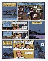 Extrait de Simon Hardy (Une aventure de) -1- Mission ONU
