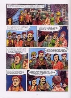 Extrait de Bonneval Pacha -3- Le turc