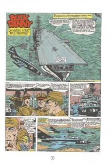 Extrait de Buck Danny -13c1978- Un avion n'est pas rentré