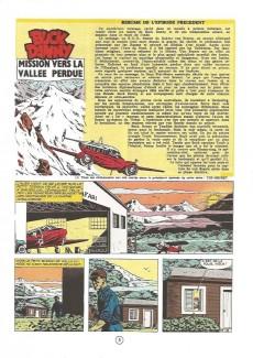 Extrait de Buck Danny -23b1980a- Mission vers la vallée perdue
