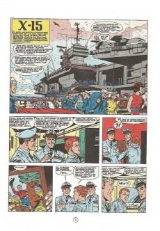 Extrait de Buck Danny -31b1977b- X-15