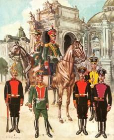 Extrait de (AUT) Funcken -U6 1- L'uniforme et les armes des soldats de la guerre 1914-1918 (1)