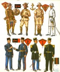 Extrait de (AUT) Funcken -U7 1- L'uniforme et les armes des soldats de la guerre 1939-1945 (1)