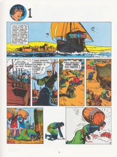Extrait de Bohémond de Saint-Gilles -1- Les chevaliers du désert