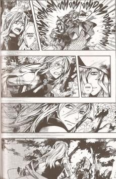 Extrait de Amatsuki -8- Volume 8