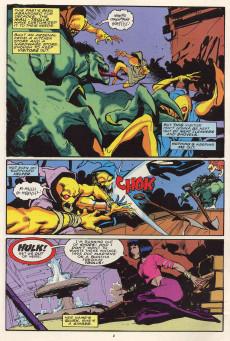 Extrait de 2099 Unlimited (Marvel comics - 1993) -2- Thirty mile mall