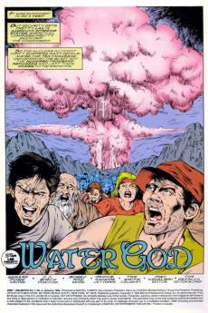 Extrait de 2099 Unlimited (Marvel comics - 1993) -3- Water God