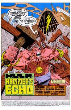 Extrait de 2099 Unlimited (Marvel comics - 1993) -4- Hammer's Echo