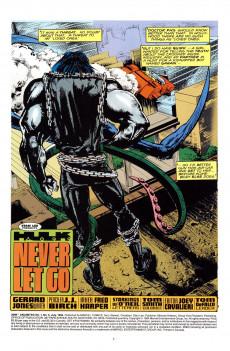 Extrait de 2099 Unlimited (Marvel comics - 1993) -5- Never let go