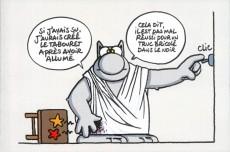Extrait de Le chat -18- La Bible selon le Chat