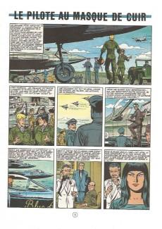 Extrait de Buck Danny -37a1977- Le pilote au masque de cuir