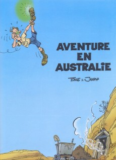 Extrait de Spirou et Fantasio - La collection (Cobra) -36- Aventure en Australie