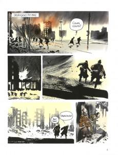 Extrait de Stalingrad Khronika -INT- Intégrale