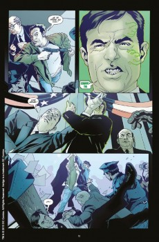 Extrait de Ex Machina (Urban Comics) -1- Volume I