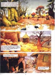 Extrait de Nuage -2- Le bois sacré