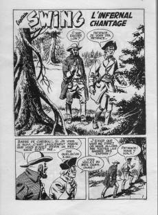 Extrait de Capt'ain Swing! (2e série - Mon Journal) -210- L'infernal chantage