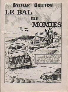 Extrait de Battler Britton (Imperia) -419- Le Bal des momies