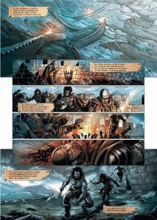 Extrait de Merlin - Le Prophète -3- Uther