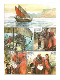Extrait de Thorgal -34- Kah-Aniel