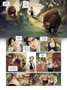 Extrait de À l'Origine des Contes -2- Blanche Neige