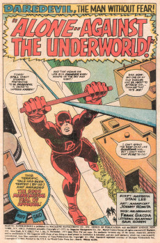 Extrait de Marvel Super-heroes (1967) -31- Alone... Against the Underworld!
