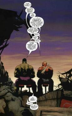 Extrait de Hulk (100% Marvel) -5a- Coups durs