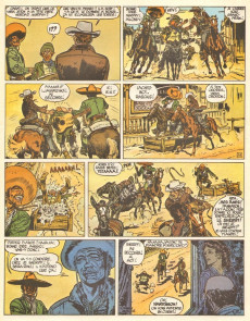 Extrait de Blueberry - La collection (Hachette) -607- L'Homme à l'étoile d'argent