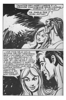 Extrait de Auranella (Gemini) -9- La fin de Tanatos