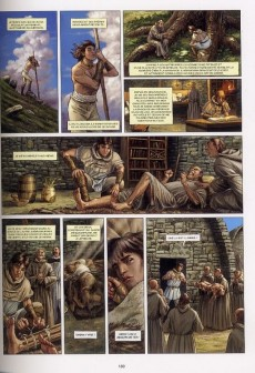 Extrait de Les druides -INT1- Intégrale tomes 1 à 6