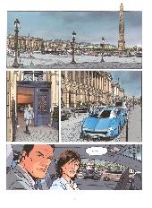 Extrait de Michel Vaillant - Nouvelle saison -2- Voltage