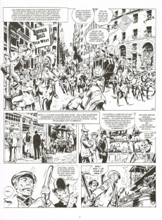 Extrait de Steve Severin (Les aventures de) -9- Cow-boys contre mafia