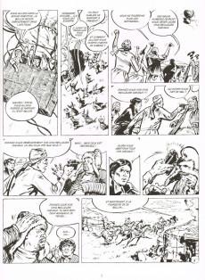 Extrait de Steve Severin (Les aventures de) -8- Le cercle de justice