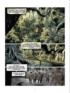Extrait de Conquistador (Dufaux et Xavier) -3- Tome III