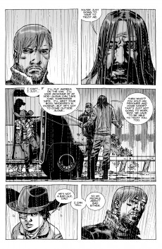 Extrait de Walking Dead -FL08- Deuil & Espoir - Un Vaste Monde