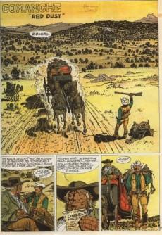 Extrait de Comanche -1'- Red Dust