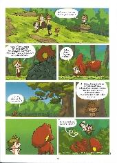 Extrait de Tib et Tatoum -2- Mon dinosaure a du talent !