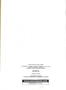 Extrait de Alpha (Renard/Mythic/Jigounov/Lamquet) -1Pub2- L'échange