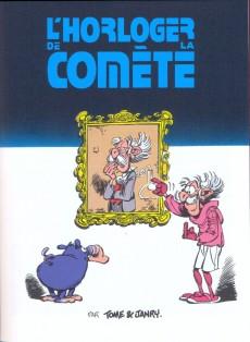 Extrait de Spirou et Fantasio - La collection (Cobra) -38- L'horloger de la comète