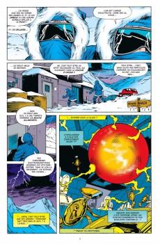 Extrait de La mort de Superman -2- Le règne des Supermen