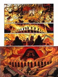 Extrait de Methraton -1- Le Serpent