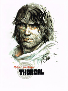 Extrait de Thorgal -34ES- Kah-Aniel