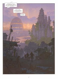 Extrait de Piège sur Zarkass -2- New Pondichery mon amour