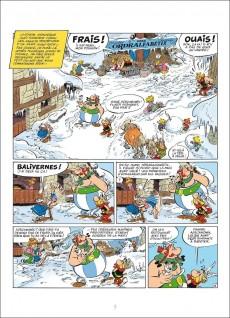Extrait de Astérix (albums Luxe en très grand format) -35- Astérix chez les Pictes