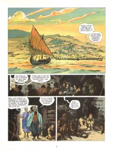 Extrait de Thorgal -27- Le Barbare