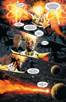 Extrait de Brightest Day (Urban Comics) -3- Le Retour du héros