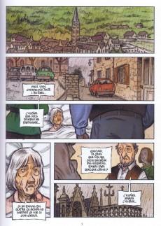Extrait de Fanch Karadec l'enquêteur breton -3- La disparue de Kerlouan