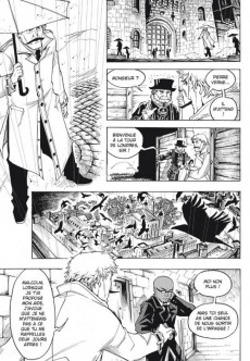 Extrait de City Hall -4- Tome 4