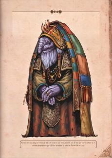 Extrait de Les forêts d'Opale -HS2- Le Codex d'Opale - Livre second - Rencontres au fil des voyages