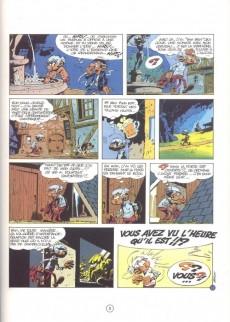 Extrait de Les petits hommes -13c90- Les prisonniers du temps